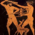 Thumbnail Apollo Fighting Heracles